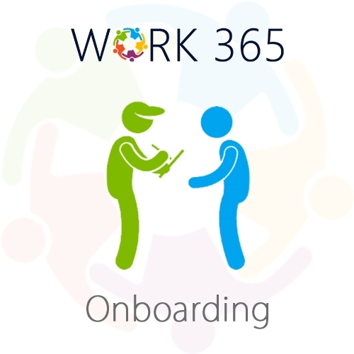 Work 365 - Customer On-boarding